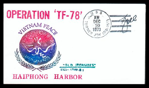 Vietnam Peace - Operation TF--78