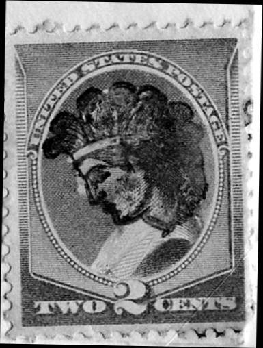 2-cent washington color 2