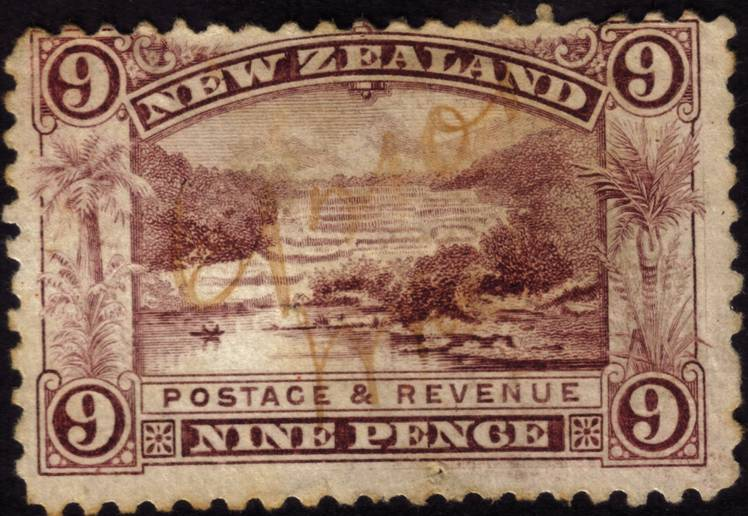 9=pence New Zealand image