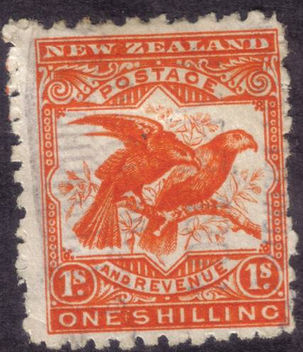 1-shilling New Zealand image