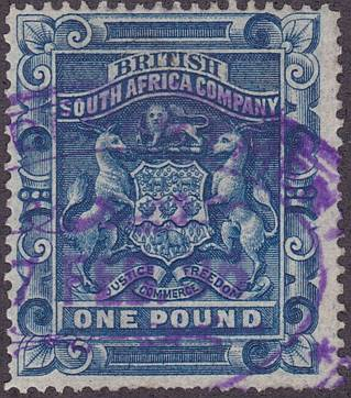 British South Africa image